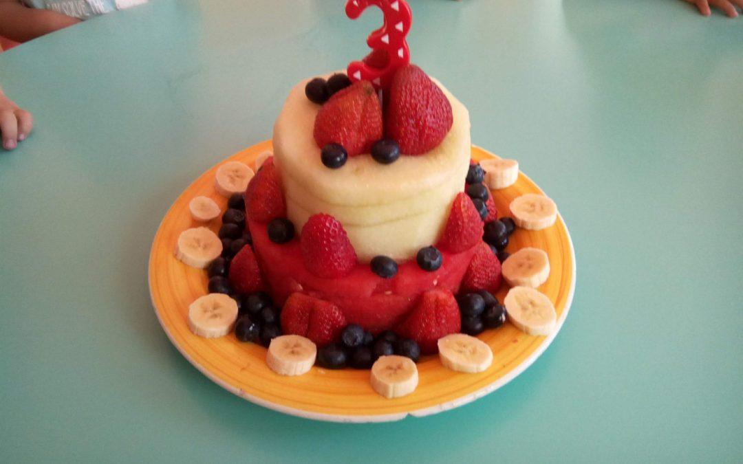 Celebracions amb fruita